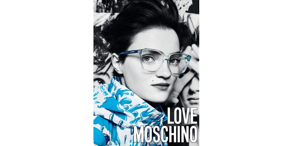 Occhiali da Vista Donna Moschino Love MOL583 MOL 104535 Z90