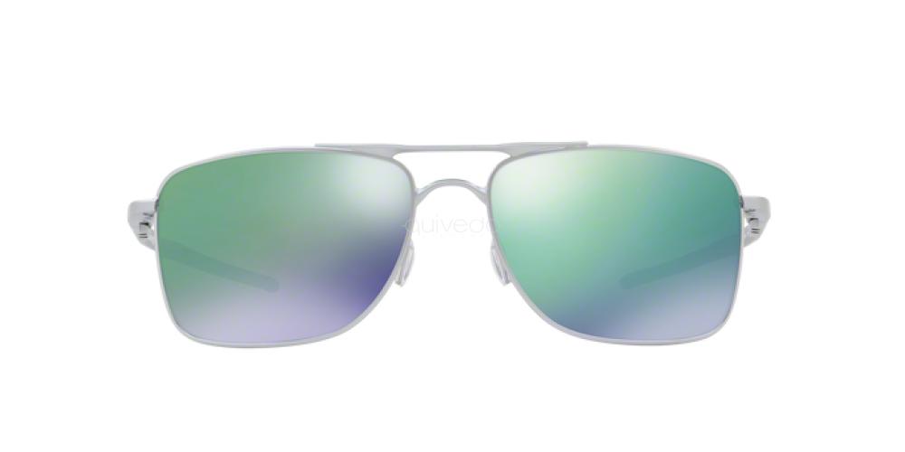 Occhiali da Sole Unisex Oakley Gauge 8 OO 4124 412404