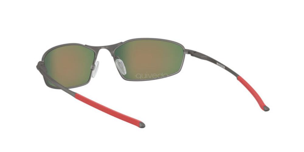 Occhiali da Sole Uomo Oakley Whisker OO 4141 414102