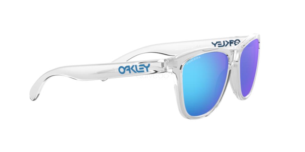 Occhiali da Sole Uomo Oakley Frogskins OO 9013 9013D0
