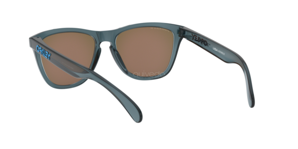Occhiali da Sole Uomo Oakley Frogskins OO 9013 9013F6