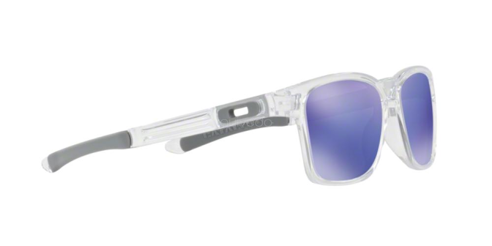 Occhiali da Sole Uomo Oakley Catalyst OO 9272 927205