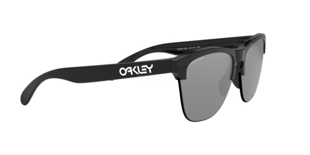 Occhiali da Sole Uomo Oakley Frogskins lite OO 9374 937410