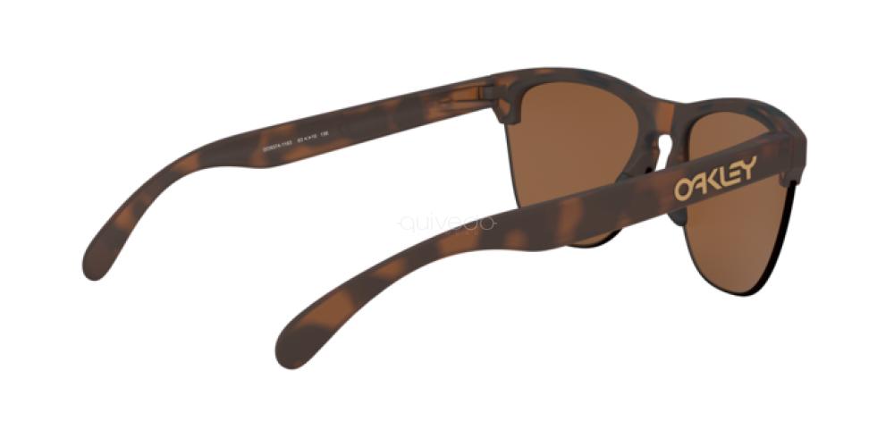 Occhiali da Sole Uomo Oakley Frogskins lite OO 9374 937411