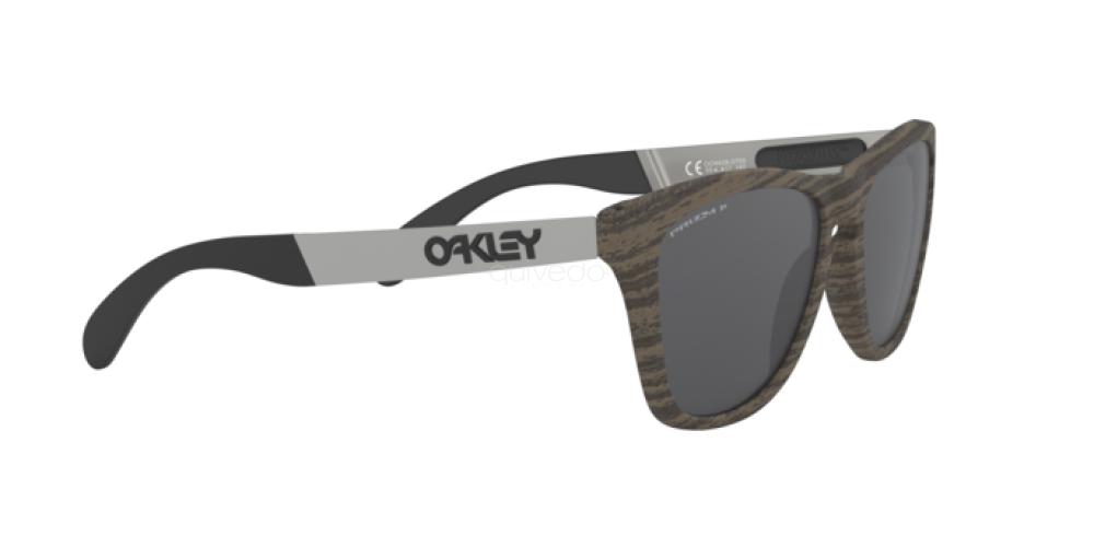 Occhiali da Sole Uomo Oakley Frogskins mix OO 9428 942807