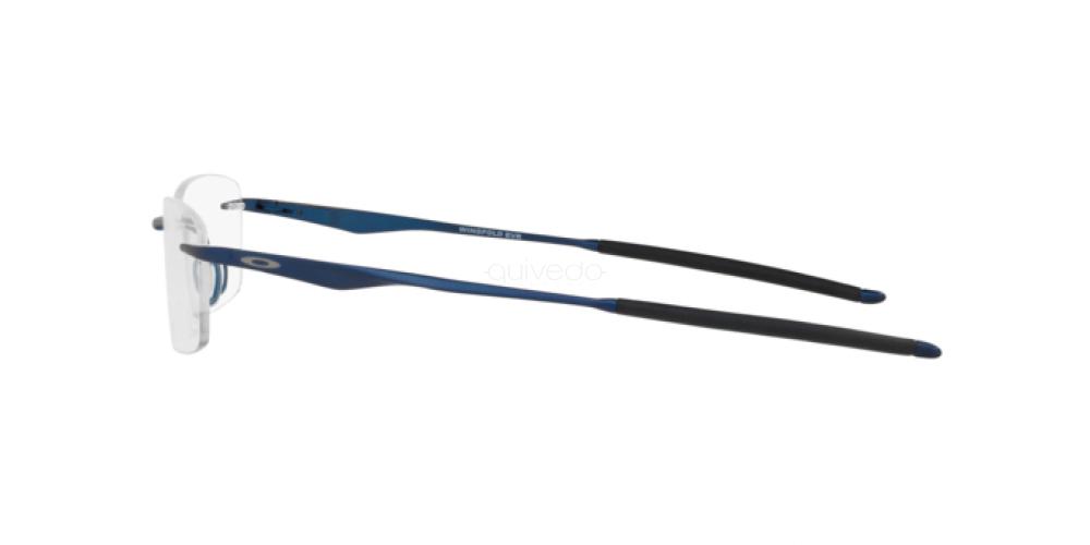 Occhiali da Vista Uomo Oakley Wingfold evr OX 5118 511804
