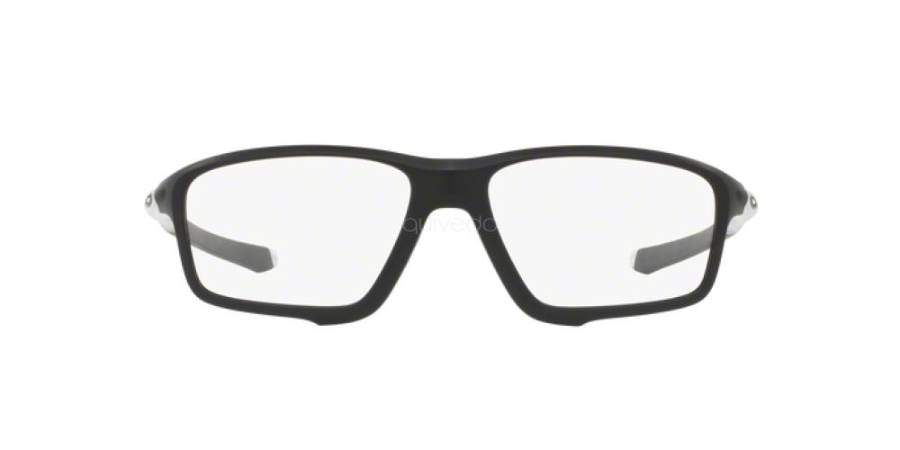 Occhiali da Vista Uomo Oakley Crosslink zero OX 8076 807603