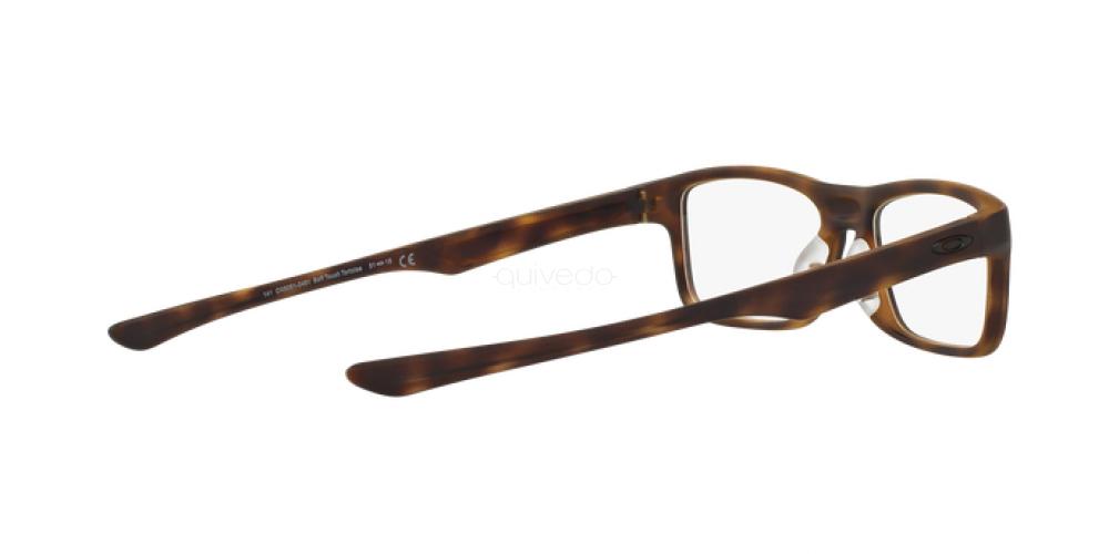 Occhiali da Vista Unisex Oakley Plank 2.0 OX 8081 808104