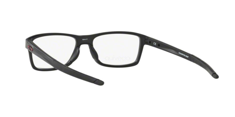 Occhiali da Vista Uomo Oakley Chamfer mnp OX 8089 808901