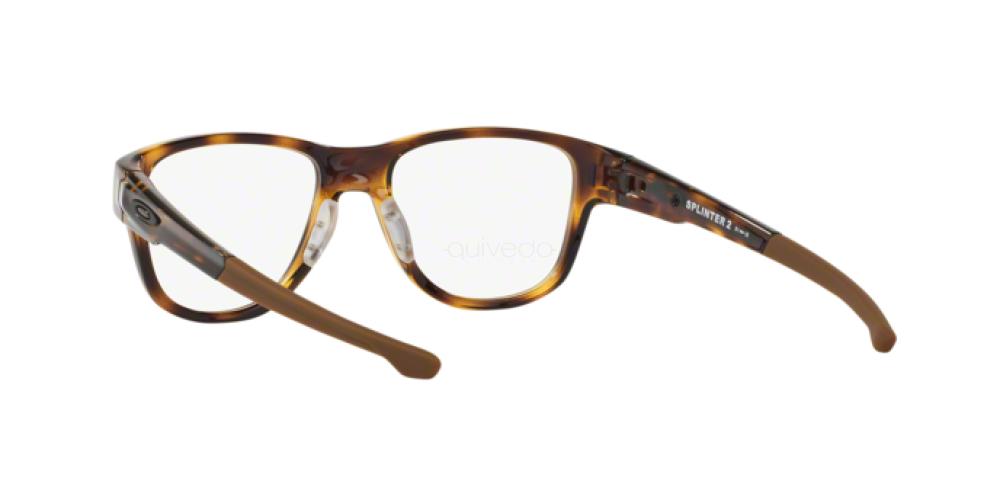 Occhiali da Vista Uomo Oakley Splinter 2.0 OX 8094 809402