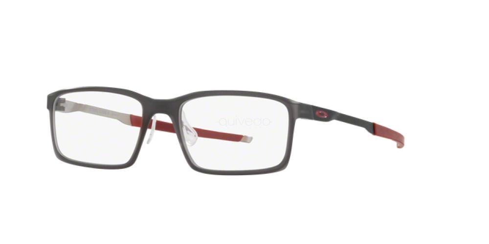 Occhiali da Vista Uomo Oakley Steel line s OX 8097 809702