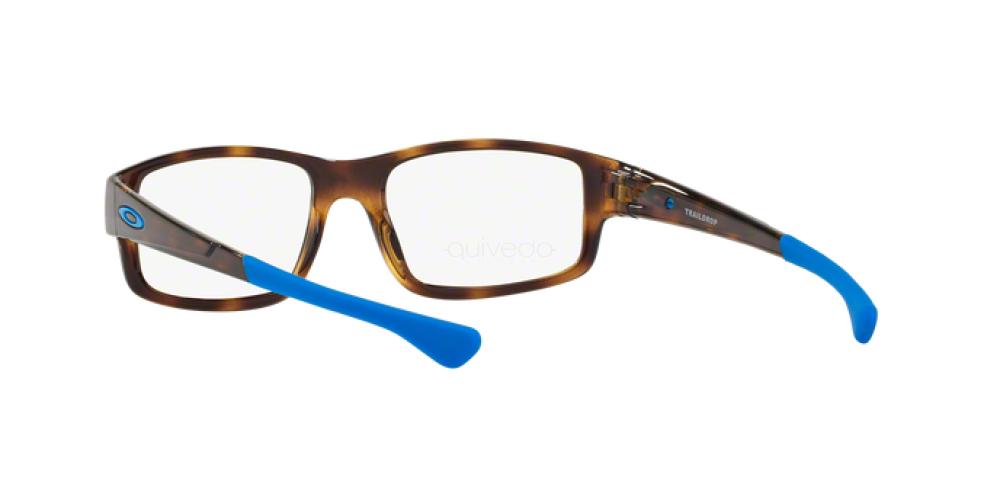 Occhiali da Vista Uomo Oakley Traildrop OX 8104 810403