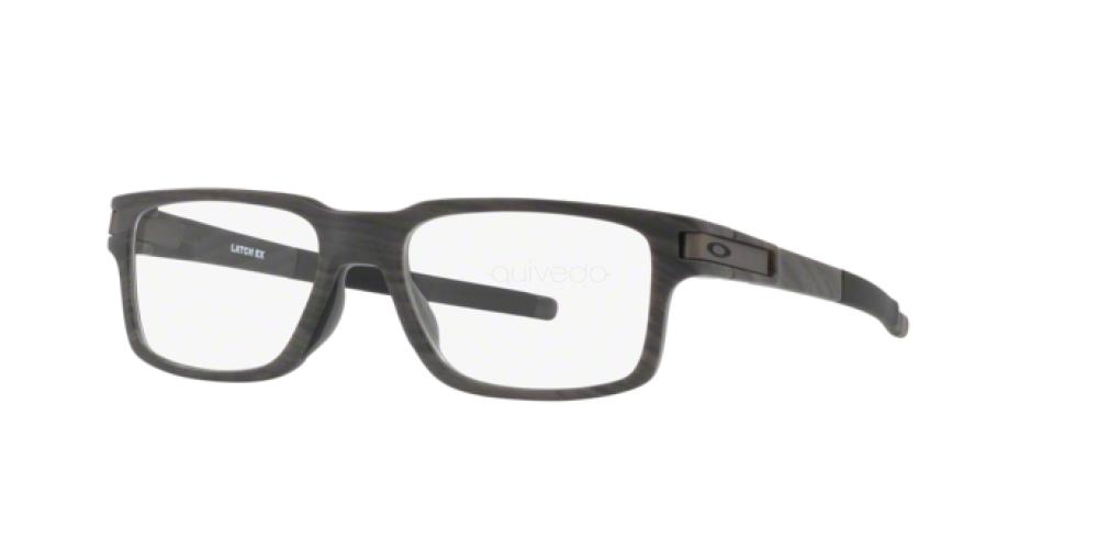 Occhiali da Vista Uomo Oakley Latch ex OX 8115 811503