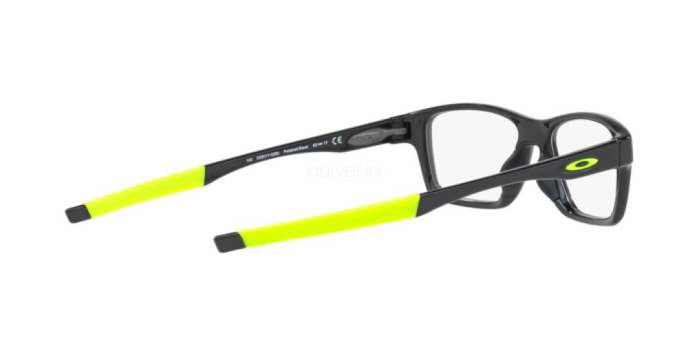 Occhiali da Vista Uomo Oakley Crosslink high power OX 8117 811702