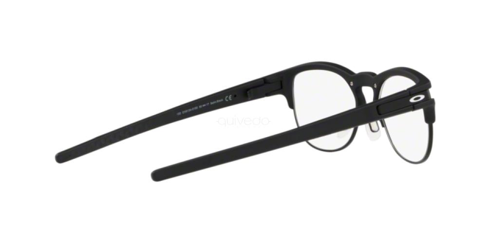 Occhiali da Vista Uomo Oakley Latch key rx OX 8134 813401