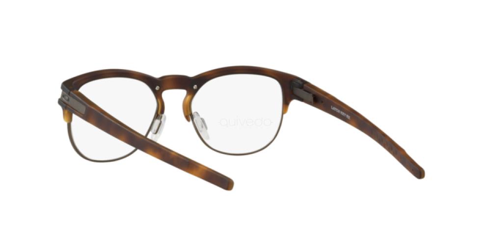 Occhiali da Vista Uomo Oakley Latch key rx OX 8134 813402