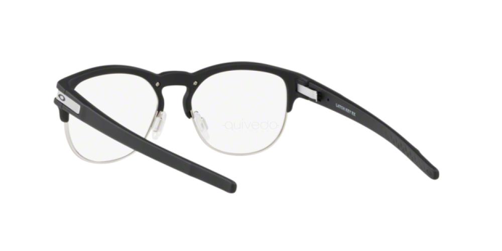 Occhiali da Vista Uomo Oakley Latch key rx OX 8134 813404