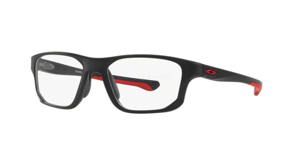 Occhiali da Vista Uomo Oakley Crosslink fit OX 8136 813604