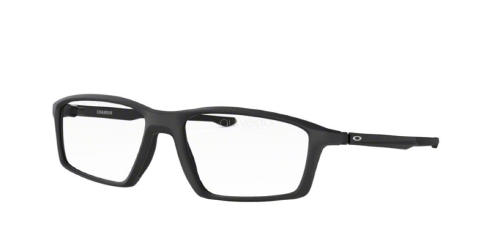 Occhiali da Vista Uomo Oakley Chamber OX 8138 813801