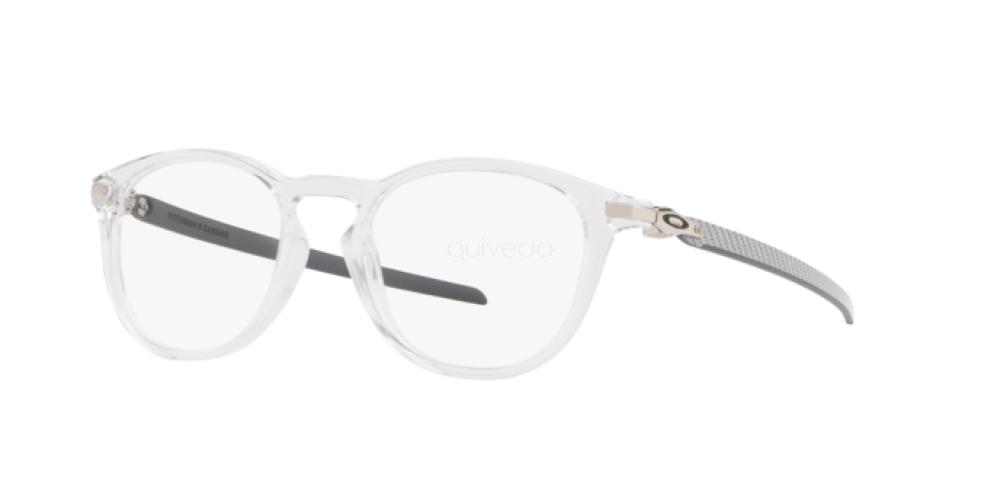 Occhiali da Vista Uomo Oakley Pitchman r carbon OX 8149 814903