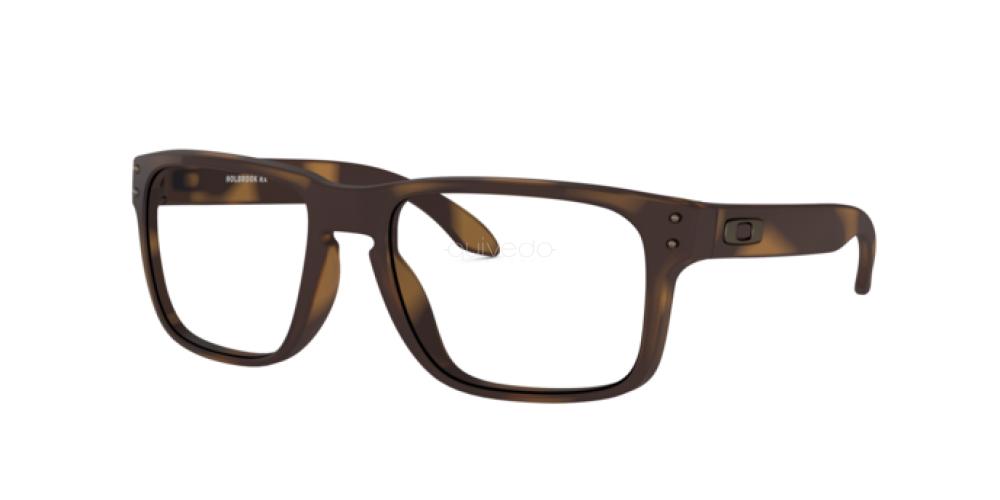 Occhiali da Vista Uomo Oakley Holbrook rx OX 8156 815602