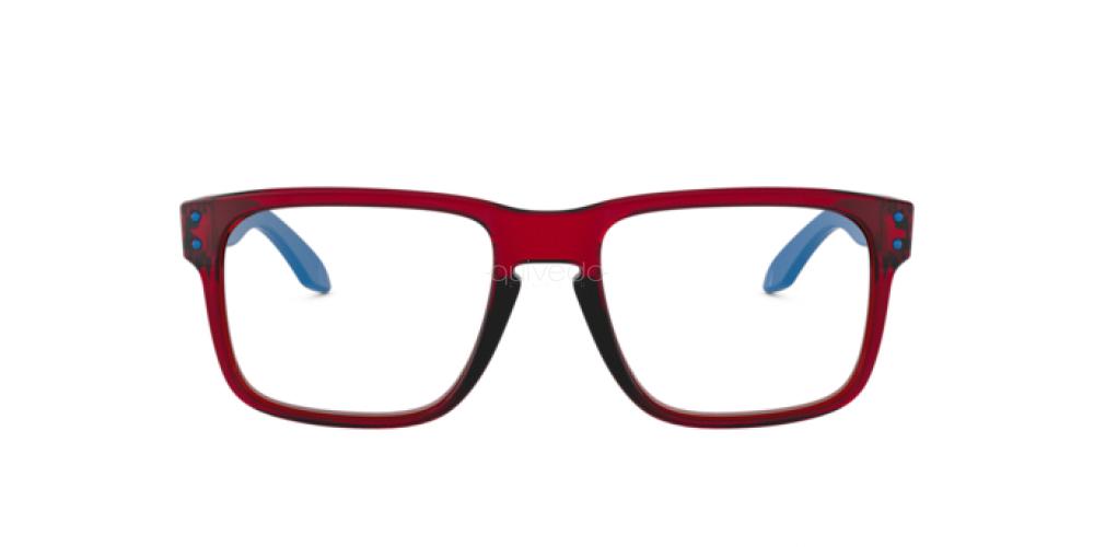Occhiali da Vista Uomo Oakley Holbrook rx OX 8156 815605