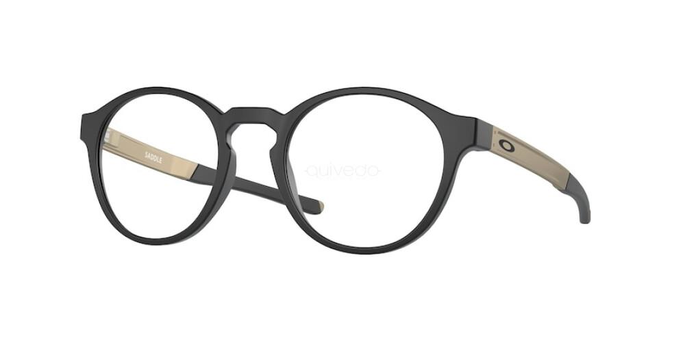 Occhiali da Vista Uomo Oakley Saddle OX 8165 816504