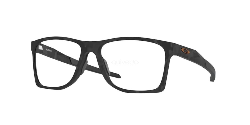 Occhiali da Vista Uomo Oakley Activate OX 8173 817305