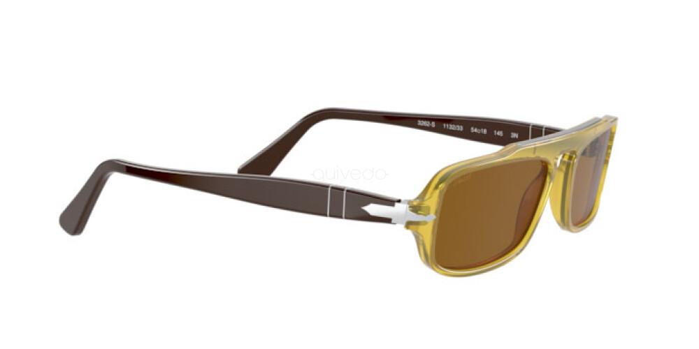 Occhiali da Sole Unisex Persol  PO 3262S 113233