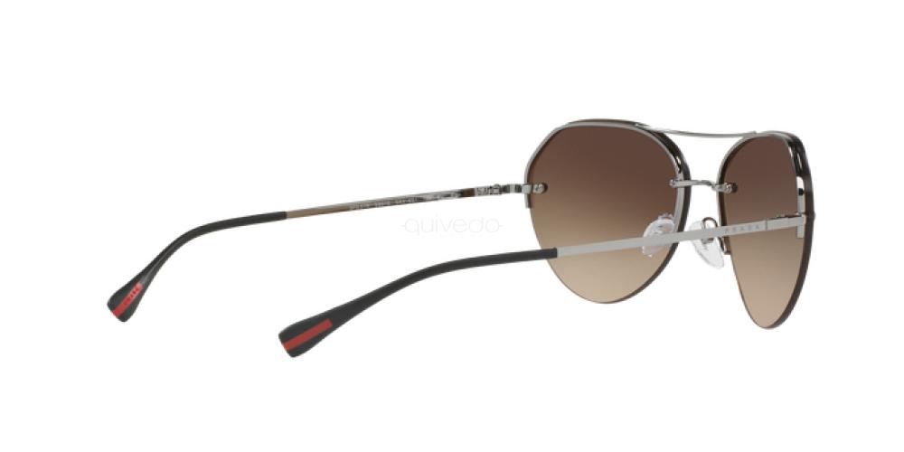 Occhiali da Sole Uomo Prada Linea Rossa  PS 57RS 5AV6S1
