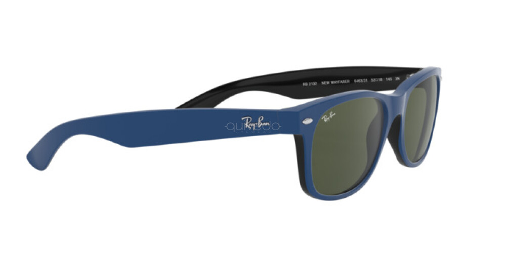 Occhiali da Sole Unisex Ray-Ban New wayfarer RB 2132 646331