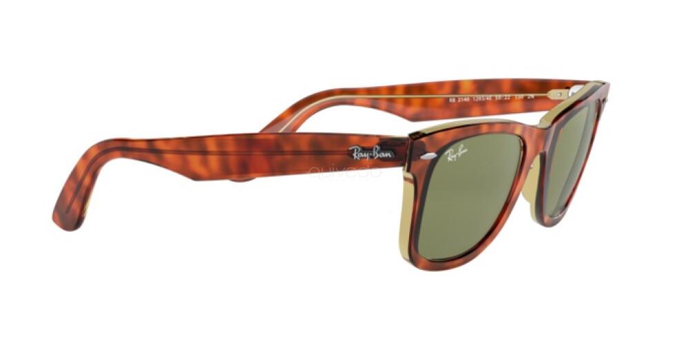 Occhiali da Sole Unisex Ray-Ban Wayfarer Bicolor RB 2140 12934E