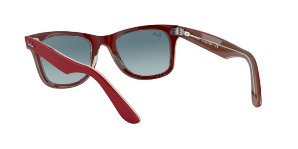 Occhiali da Sole Unisex Ray-Ban Wayfarer Bicolor RB 2140 12963M