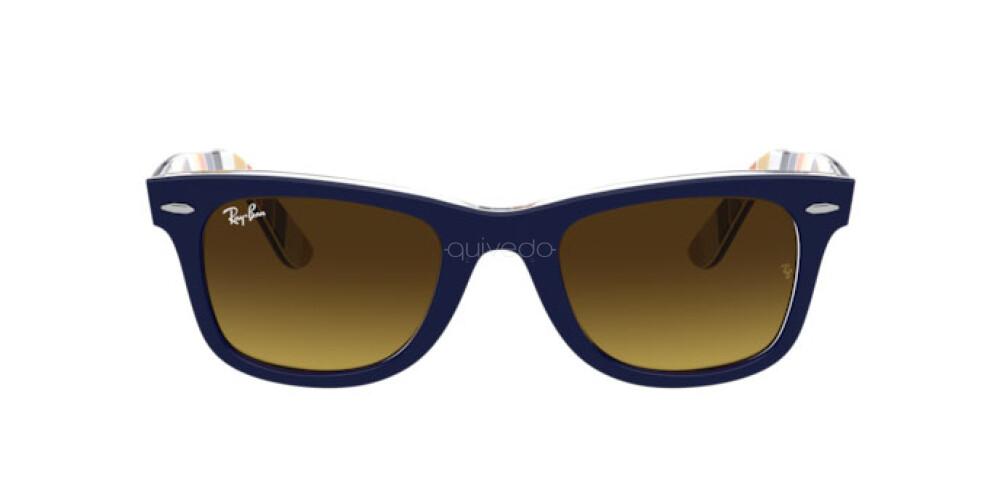 Occhiali da Sole Unisex Ray-Ban Wayfarer Color Mix RB 2140 132085