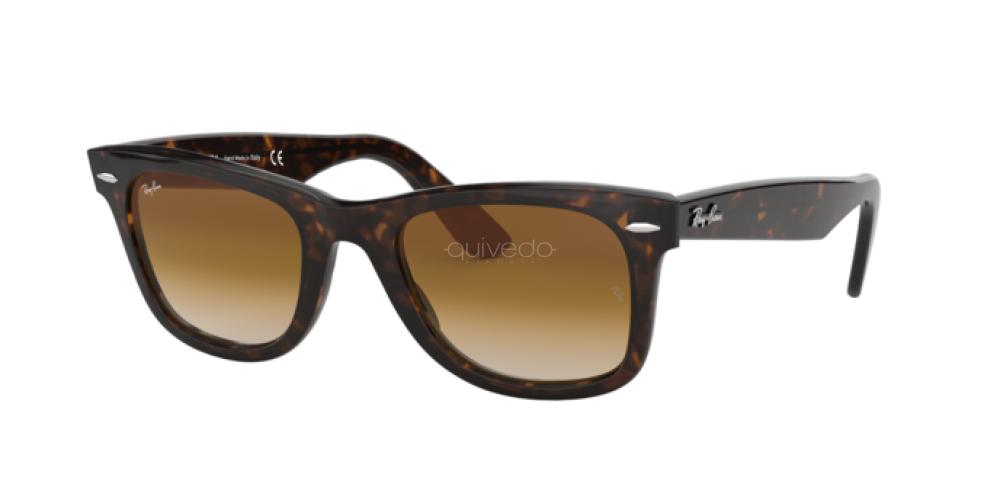 Occhiali da Sole Unisex Ray-Ban Wayfarer RB 2140 902/51