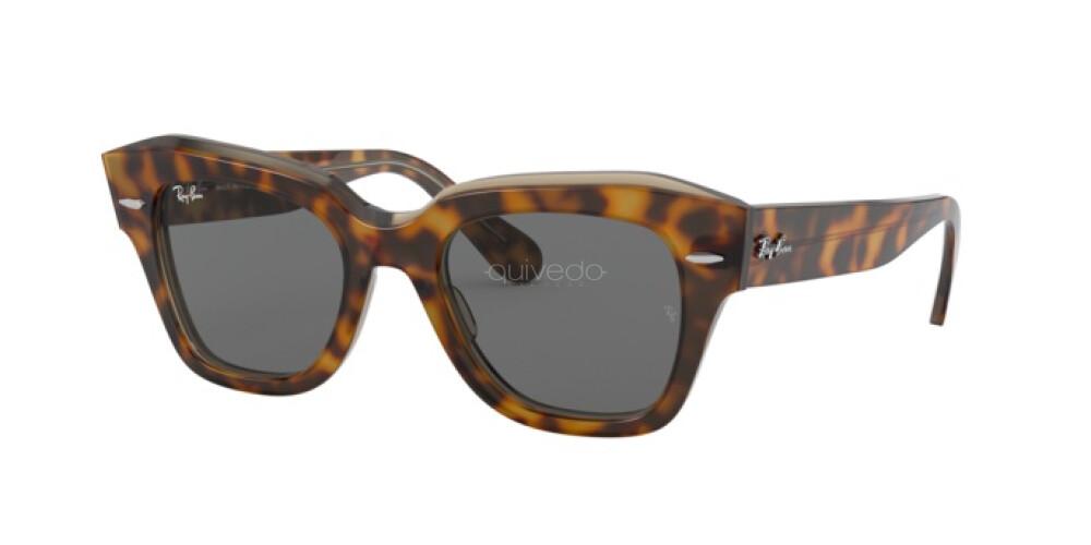 Occhiali da Sole Unisex Ray-Ban State street RB 2186 1292B1