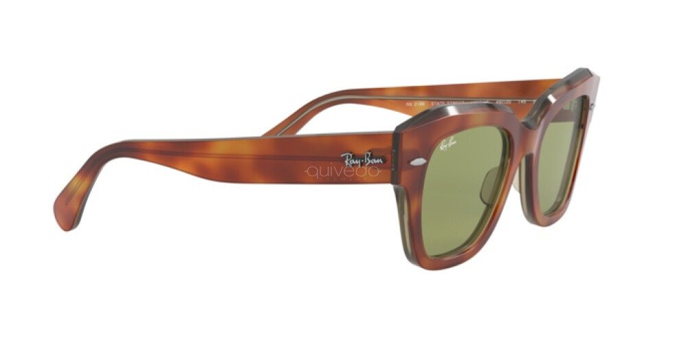 Occhiali da Sole Unisex Ray-Ban State street RB 2186 12934E