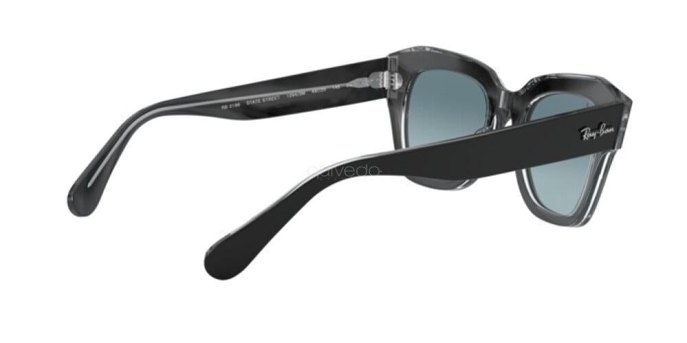 Occhiali da Sole Unisex Ray-Ban State street RB 2186 12943M
