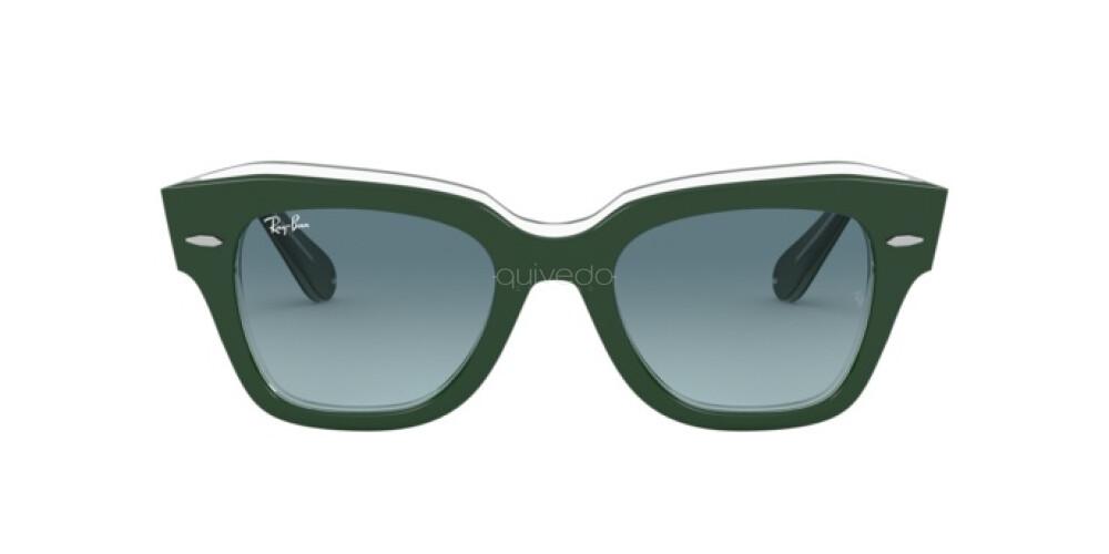 Occhiali da Sole Unisex Ray-Ban State street RB 2186 12953M
