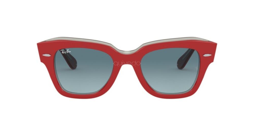 Occhiali da Sole Unisex Ray-Ban State street RB 2186 12963M