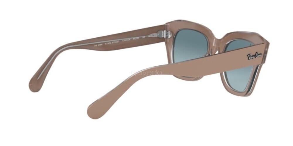 Occhiali da Sole Unisex Ray-Ban State street RB 2186 12973M