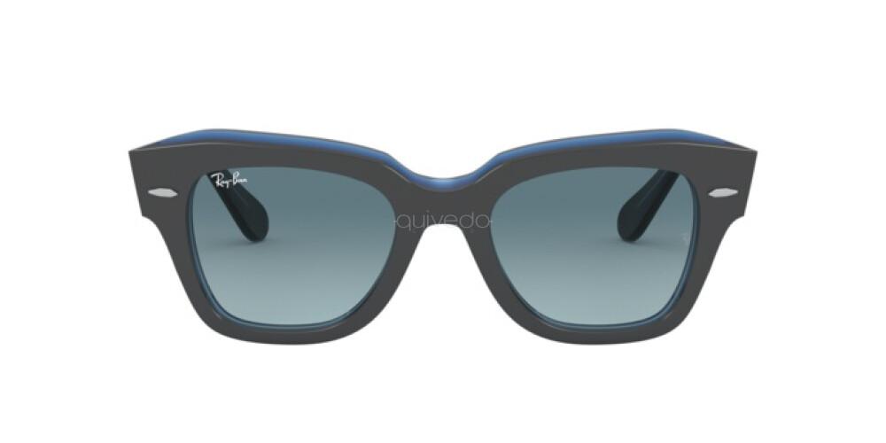 Occhiali da Sole Unisex Ray-Ban State street RB 2186 12983M