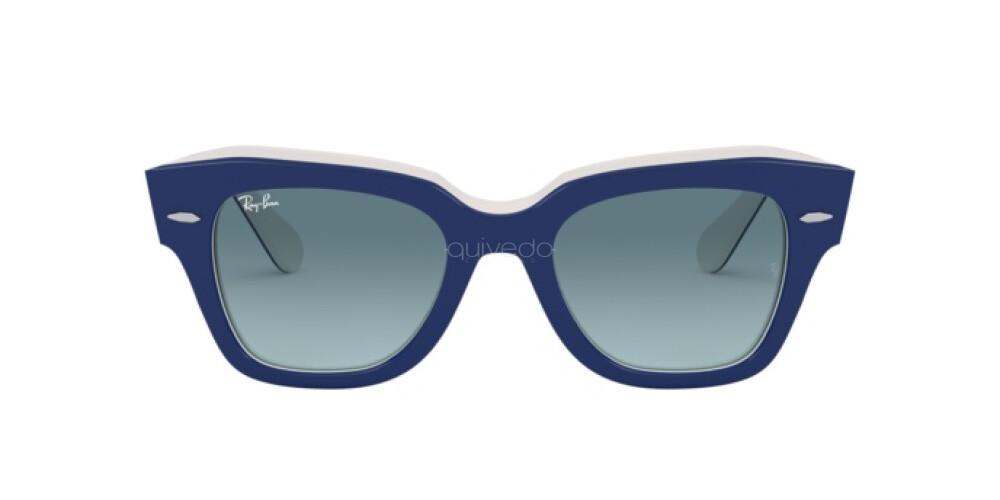 Occhiali da Sole Unisex Ray-Ban State street RB 2186 12993M