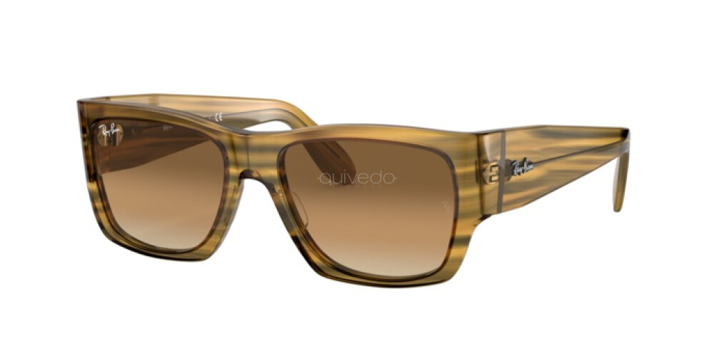 Occhiali da Sole Unisex Ray-Ban Nomad RB 2187 131351
