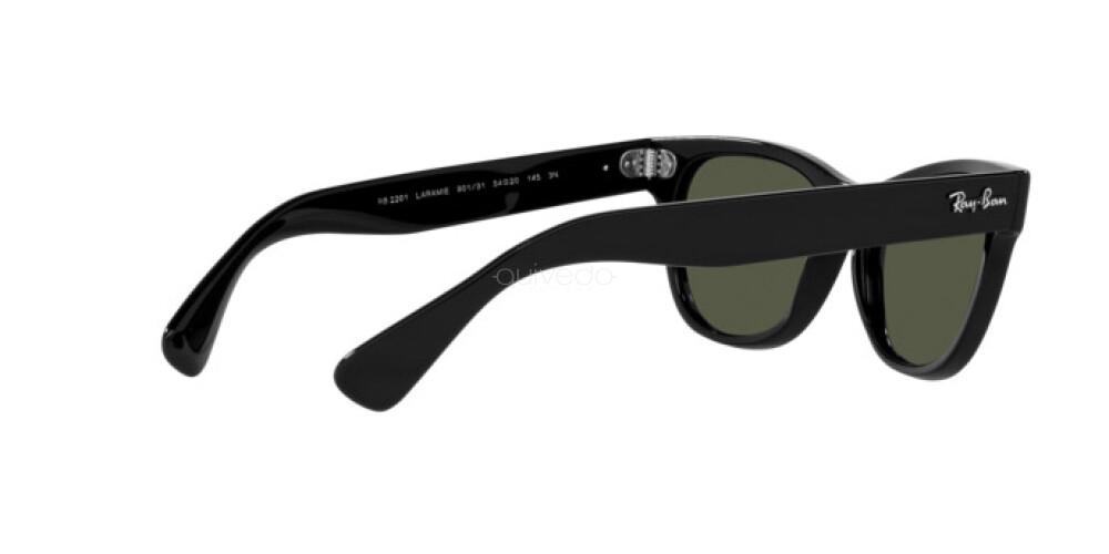 Occhiali da Sole Unisex Ray-Ban Laramie RB 2201 901/31