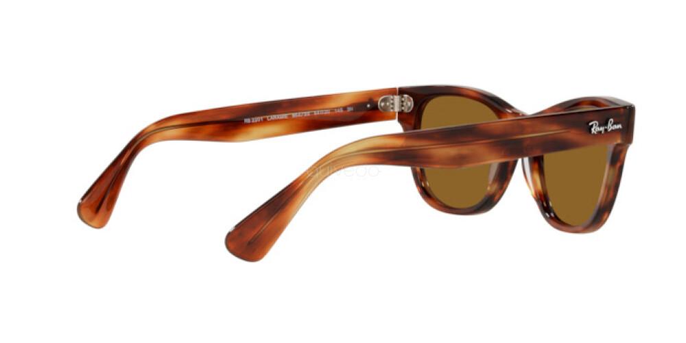 Occhiali da Sole Unisex Ray-Ban Laramie RB 2201 954/33