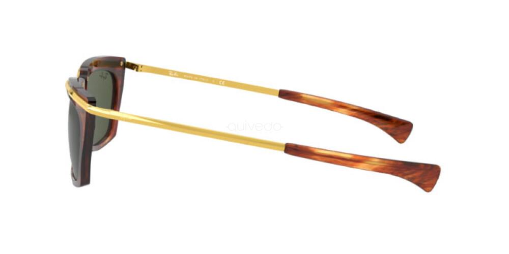 Occhiali da Sole Unisex Ray-Ban Olympian ii Legend Gold RB 2419 131231