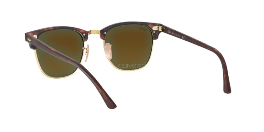 Occhiali da Sole Unisex Ray-Ban Clubmaster RB 3016 114517