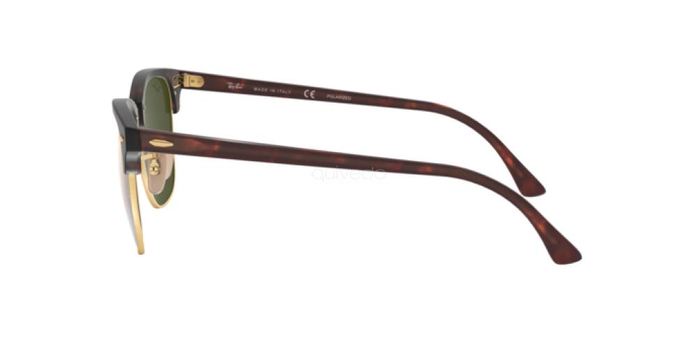 Occhiali da Sole Unisex Ray-Ban Clubmaster RB 3016 114530
