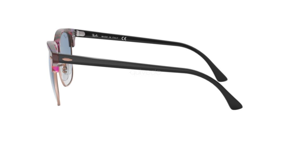 Occhiali da Sole Unisex Ray-Ban Clubmaster RB 3016 12573F